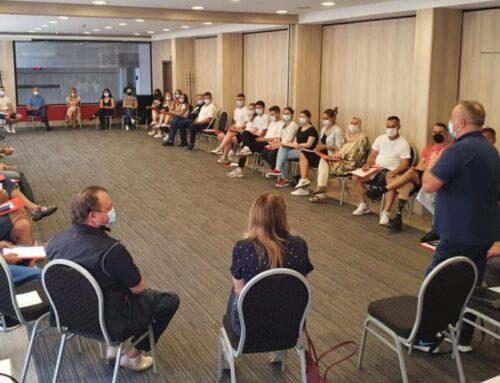 """Sa seminara u Tesliću: Model rada veterana """"Pravog požara"""" jedinstven u svijetu"""